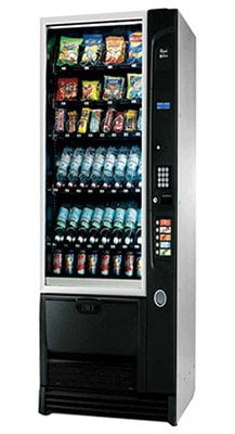 Necta Snakky Max Vending Machine