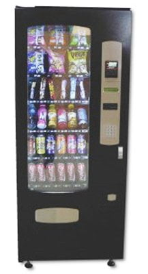 Ausbox III – Glass Fronted vending machines