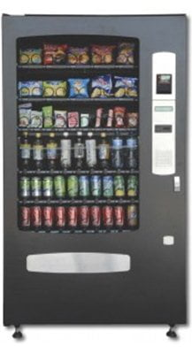 Ausbox V – Glass Fronted vending machines