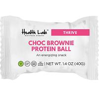 Choc Brownie Protein Balls