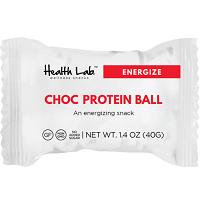 Choc Protein Balls