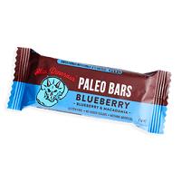 Blueberry Paleo Bars - Blue Dinosaur