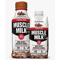 Muscle Milk Protein Shake Chocolate