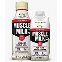 Muscle Milk Genuine Protein Shake, Banana Creme
