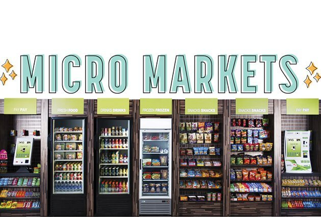 Trendy Micro Market Designs