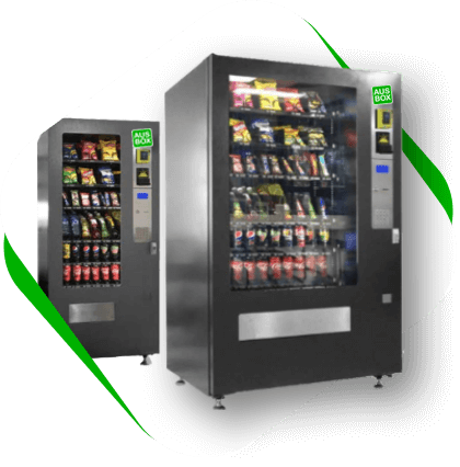 vending machine suppliers Australia