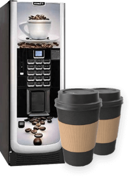 Free Coffee Vending Machine