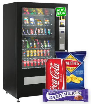 Free Combination Vending Machine