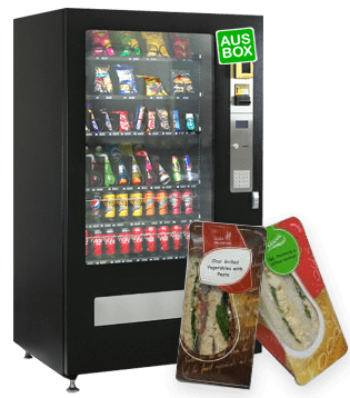 Free Fresh Food Vending Machine