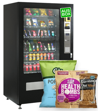 Free Healthy Vending Machine