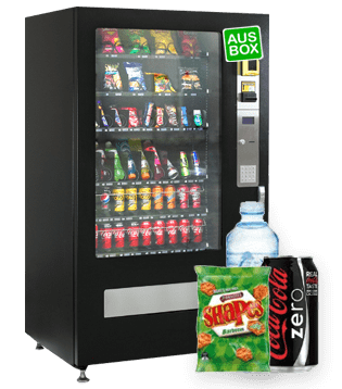 Free Traditional & Healthy Vending Machine
