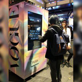 Vogue Vending Machine