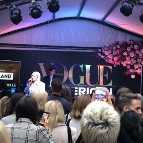 Vending Machine in Vogue Festival